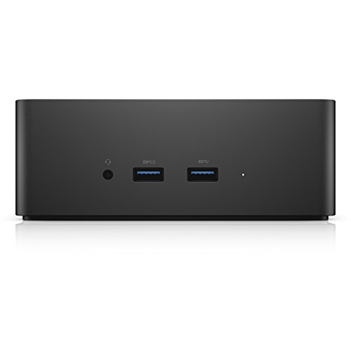 Dell 3GMVT Thunderbolt Dock TB16, 240W, black (Laptop Series 5510)