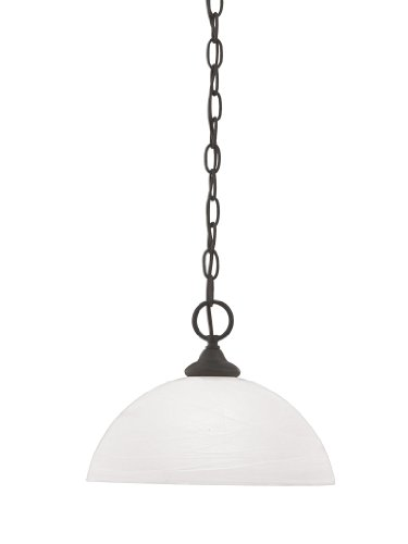 Thomas Lighting SL823463 Pendant Lighting, Painted Bronze