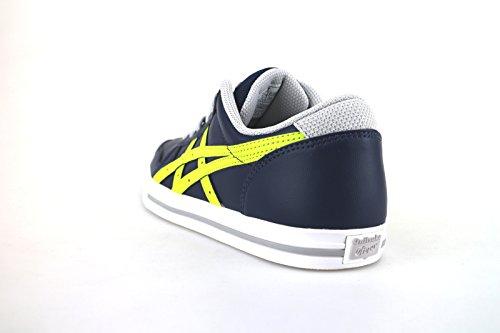 ONITSUKA TIGER by ASICS sneakers donna 35,5 EU blu pelle AG213-B