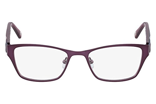 Óculos De Grau Marchon Nyc M-Refinery 505/52 Roxo
