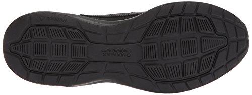 Reebok Womens Walk Ultra 6 DMX Max D Sneaker Black/Alloy - Wide D THa9sb6ZT