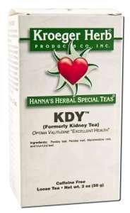 Kroeger Herb Kdy 2 Oz Hanna'S Special Teas