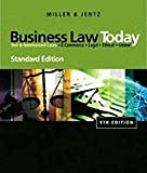 img - for Business Law Today- Standard Edition (9th, 11) by Miller, Roger LeRoy - Jentz, Gaylord A [Hardcover (2010)] book / textbook / text book