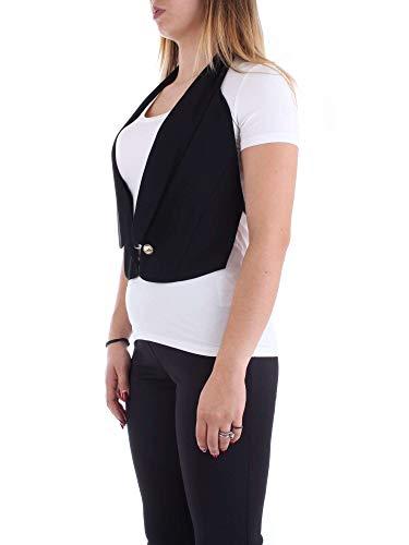 Pepe Mujer Blanco Patrizia Negro Jersey a10 8m0754 PwxqSZ