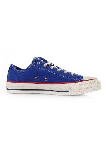 CONVERSE Chuck Taylor All Star Well Worn Ox, Unisex - Erwachsene Sneaker Blau