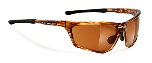 Rudy Project ZYON BROWN STREAKED FRAME WITH IMPACTX PHOTOPOLARIZED BROWN - Rudy Project Sunglasses Zyon
