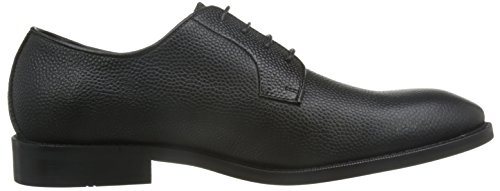 Gordon Rush Mens Colton Oxford Black Pebble