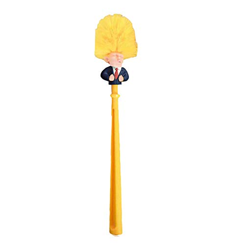 - Best Quality - Cleaning Brushes - Donald Trump Toilet Brush Donald Trump Toilet Paper Supplies Trump Toilet Brush Home Hotel Bathroom Cleaning Accessories - by LA Moon's - 1 PCs