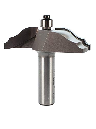 (Whiteside Router Bits 5954 Ogee Bead Raised Panel Bit with 2-/12-Inch Large Diameter and 5/8-Inch Cutting Length)