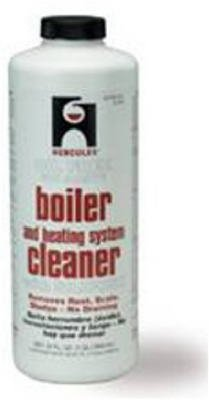 Oatey 35206 Boiler and Heating System Cleaner, 1 qt Size (Pack of 12) System Oil Boiler