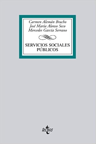 Servicios sociales públicos (Derecho - Biblioteca