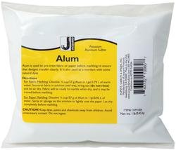 Bulk Buy: Jacquard Products (2-Pack) Alum 1lb CHM1006 by Jacquard