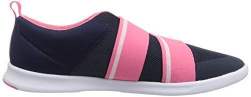 Lacoste Damen Avenir Slip 118 1 Spw Sneaker Navy / Pink