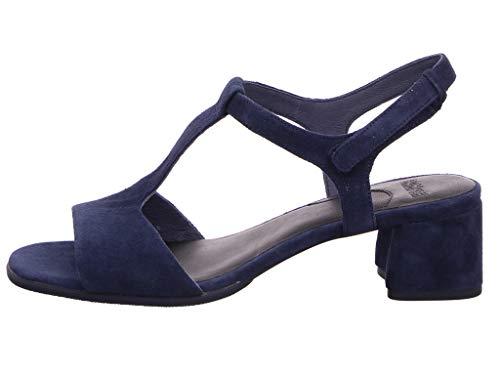Tacón Kie Con Art Modelo Mujer K200835 Camper Sandalia Azul Para 7xwqtYqa