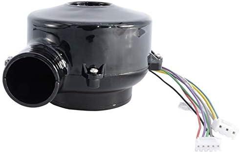 TOOGOO DC24V190W Ventilador CentríFugo Sin Escobillas DC en Miniatura Purificador de Aire de Velocidad Ajustable -Soplador Dedicado: Amazon.es: Bricolaje y herramientas