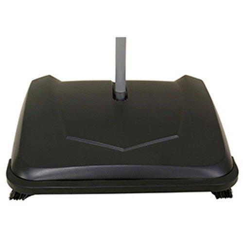 O-Cedar Commercial MaxiVac Carpet Sweeper, Charcoal 1/Case