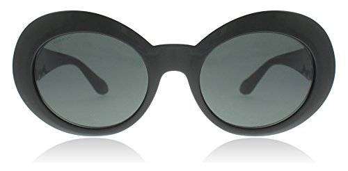 Versace GB1/87 Black 4329 Oval Sunglasses Lens Category 3 Size 53mm