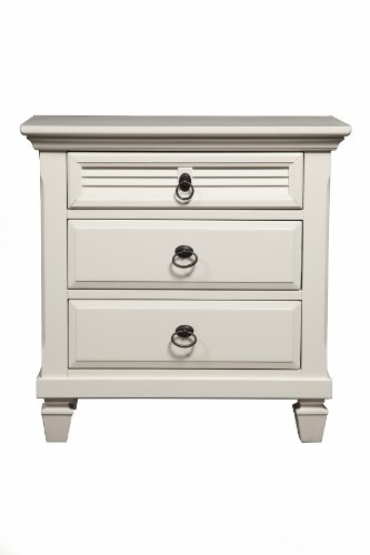 American Lifestyle 1306-W-NS Winchester Nightstand 28