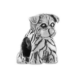 Authentic EvesErose Highest Quality Charm Beads Pendents Sale, Animals & Pets & Characters, You Choose Style, Fits Authentic Pandora Charms, EvesErose, Chamilia, European Bracelet & Necklace Compatible (Yorkshire Terrier) ()
