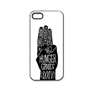 ZCLThe Hunger Games Pattern Plastic Hard Case for iPhone 5/5S