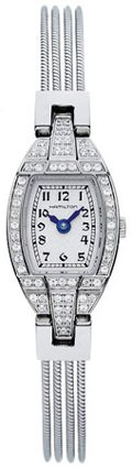 Hamilton Women's Lady Hamilton Replica Diamond Watch #H31151183