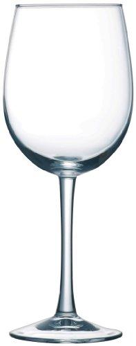 Winco 12-Piece Olympia White Wine Glasses Set, - Olympia Glasses
