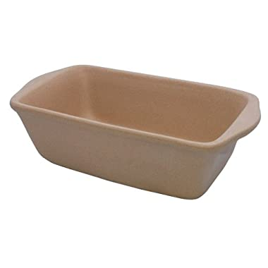 6003 Stone Bakeware Bread/Meat Loaf Baker Pan 5 1/2  x 9  (Rada Cutlery)