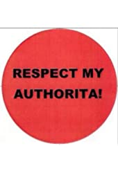 Respect My Authorita Pin