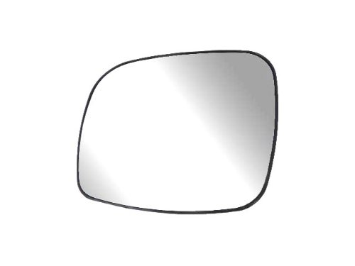 - Fit System 88241 Driver Side Non-heated Replacement Mirror Glass with Backing Plate