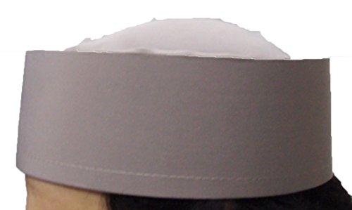 Price comparison product image 1 Egyptian Men Mens Kufi Koofi Kofi Top Imam Cap Hat Muslim Islamic Islam Eid (XL, Light Brown (Salmon)) 303