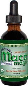 Maca Maca Bio magique Extrait Liquide magique 2 oz