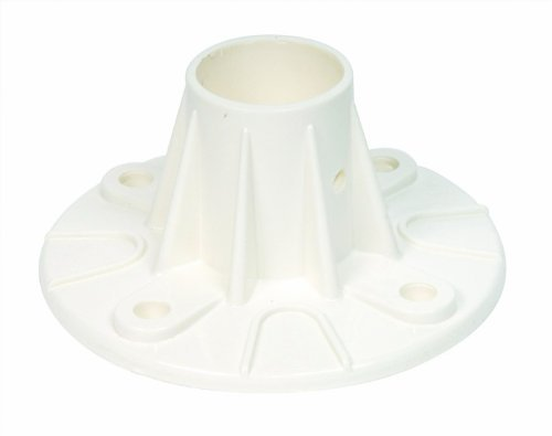 S.R. Smith 75-209-5865 Plastic Deck-Mounted Anchor Flange Kit (Renewed) by S.R. Smith