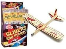 Guillow's Jetfire 48 Plane Display Pack