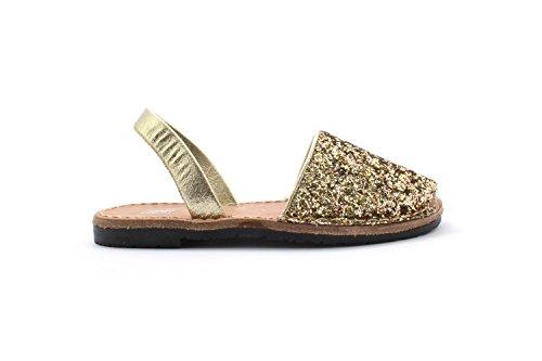 Mino2 Sandalo Glitter Colors Gold California Of wqEW7xCxFt