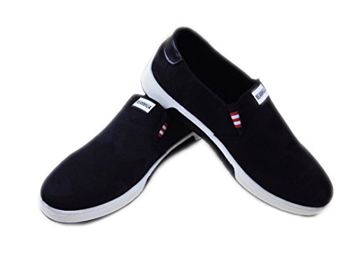 BEANNHUA Brand Men Casual Shoes Black Color Wholesale And Retail Light Shoes 031 by movemente
