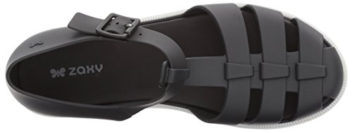 Sandal Black Women's Make Zaxy Fisherman 4fBxqww0g