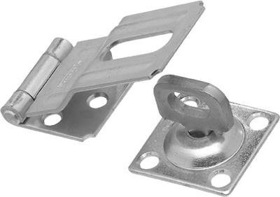 Safety Hasp 4-1/2