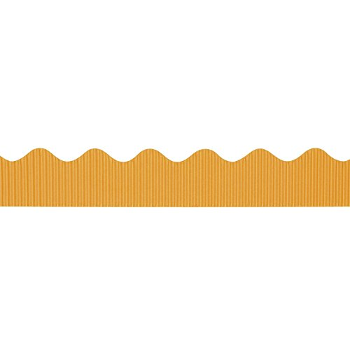 Bordette PAC37076BN Decorative Border, Sunset Gold, 2-1/4