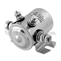 ntinuous Solenoid (100 Amp Cont - Flat Bracket)for Yale (Yale Bracket)