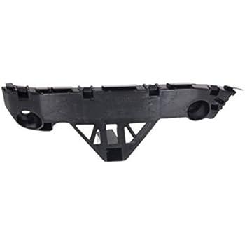 Partomotive For 10-12 Mazda3 Front Bumper Cover Retainer Brace Support Bracket Left Driver Side