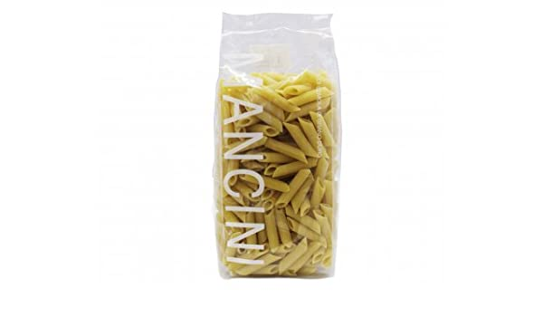Mancini Pasta Factory - Penne 1000 g bag - 6 Pieces: Amazon.es: Alimentación y bebidas