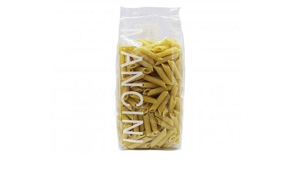 Mancini Pasta Factory - Penne 1000 g bag - 6 Pieces: Amazon.es: Alimentación y bebidas