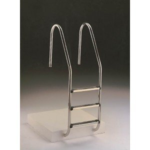 Astral - escaleras piscina - Escalera standard acero ...