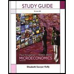 Study Guide for Microeconomics 3rd (third) Revised Edition by Krugman, Paul, Wells, Robin published by Worth Publishers (2012)