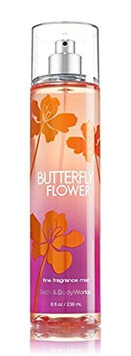 Where to find butterfly flower bath and body works?