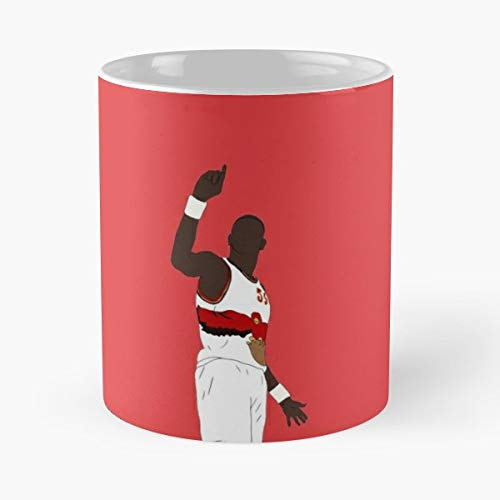 Nba Sports Basketball - Ceramic Novelty Cup Best Gift For Father Day