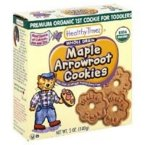 Healthy Times Arrowroot Maple Cookies Wheat Free 5 Oz (Pack of 12)