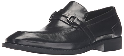 Kenneth Cole Reaction Hombres Brick Wall Slip-on Loafer Black