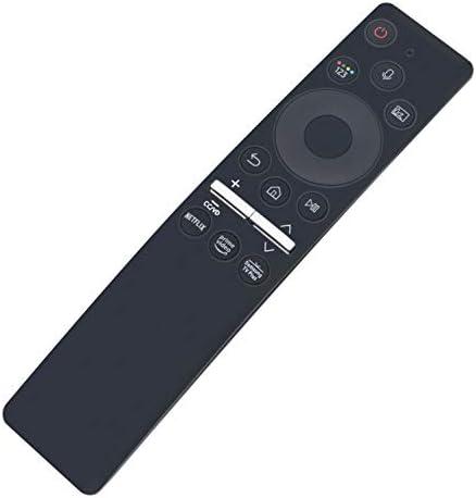 BN59-01329A Replacement Remote Control with Mic are compatible for Samsung TV QN65Q80TAFXZA QN75Q80TAFXZA QN85Q80TAFXZA QN55Q70TAFXZA QN65Q70TAFXZA QN65Q90TAFXZA QN75Q90TAFXZA QN85Q90TAFXZA QN75Q800TA QN82Q800TA