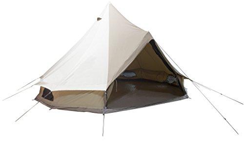 TETON Sierra Canvas Tent in Person Tent